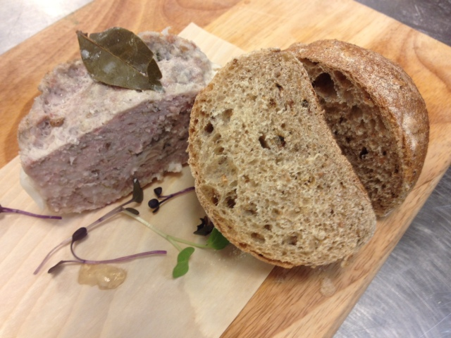 Pork and Wild Apple Pate - PJ taste